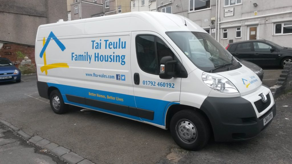 new fha van