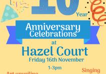 HC 10 Year Celebration