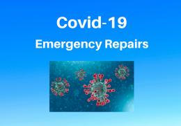 Web Emergency repairs